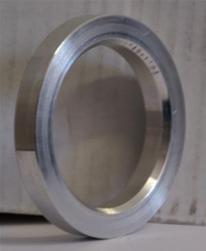 1Pz x Anello boccola di centraggio in alluminio per cerchi in lega da 75 a 66,1