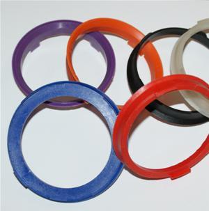 66,6 mm 4 X Set anelli di centraggio cerchi in lega 70,4 mm
