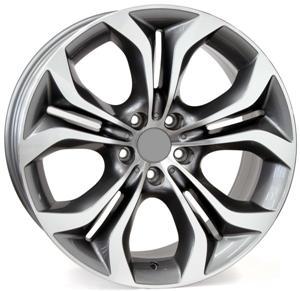 Alloy wheels 20 inchs for BMW 11,0Jx20 5X120 ET37 74,1 Mod